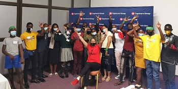 Capricorn Group, Capacity Trust support youth educational development