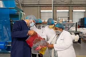 Plastic manufacturer seeks infant industry protection for locally produced stretch hood film