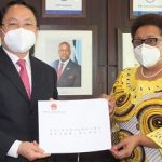 Special Representative to SADC, Wang Xuefeng, reiterates China's commitment to supporting the SADC development agenda