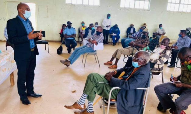 Pakarae promises houses to Epukiro residents