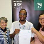 Nedbank Bursary Programme assists 10 students