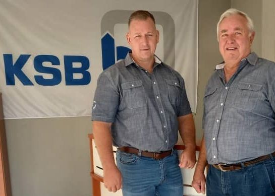 KSB Pumps now operates as incorporated entity from own premises
