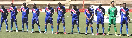 Namibia pitted in Group H of the 2022 FIFA World Cup African qualifiers second round