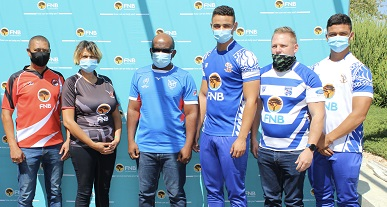 Domestic rugby teams receive sponsorship for the next 3-years from FNB