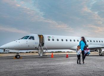 FlyWestair adds additional scheduled flight between Windhoek and Ondangwa
