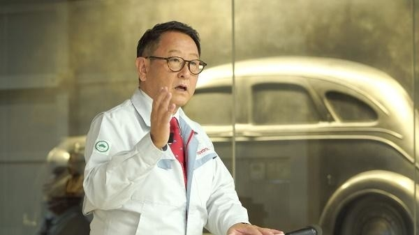 Toyota boss voted 2021 World Car Person of the year