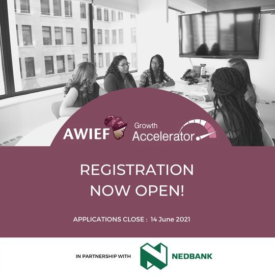 Women entrepreneurs invited to apply for the AWIEF Growth Accelerator 2021