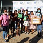 Sanitary pads worth N$10000 donated to Dordabis community