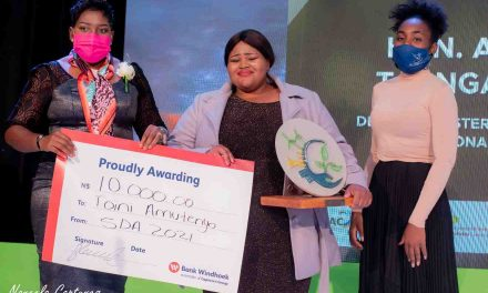 Environmentalists honoured at the Sustainable Development Awards