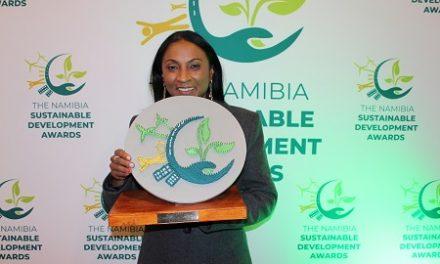 Bank Windhoek wins Sustainable Development Award