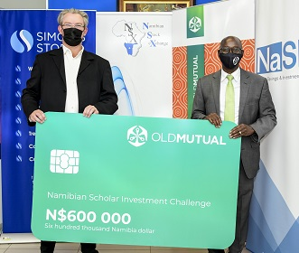 Youth get opportunity to tackle Capital Markets through Old Mutual funded training