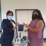 U.S. donates health equipment to Erongo's health directorate