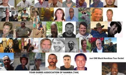 Blatant racism says Blow the Whistle – Only one black member at Tour Guides Association Of Namibia