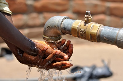 Investing in handwashing facilities to protect communities and kick start economies