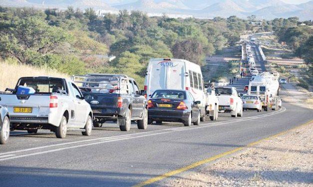 Desktop study to establish cost and savings of passing lanes on the B1 north of Okahandja