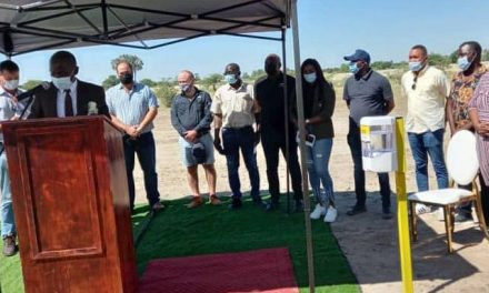 Construction of Endola-Eembo district road commences