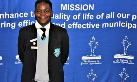New City of Windhoek Junior Mayor elected