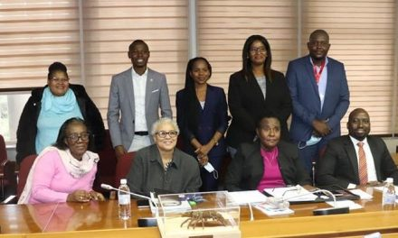 Fish Consumption Trust meets with Parliamentary Standing Committee to establish good working relations