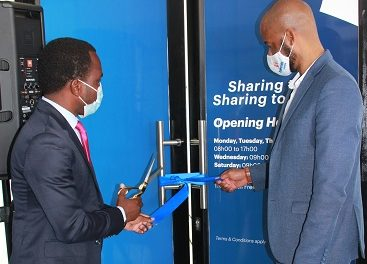 Telecom commits to providing superior solutions, experience to its customers – Redesigned Outapi Teleshop opened