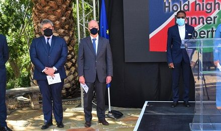 European Union commits to a lasting partnership with Namibia