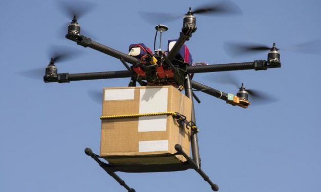 Project to use drones to provide medical services launched
