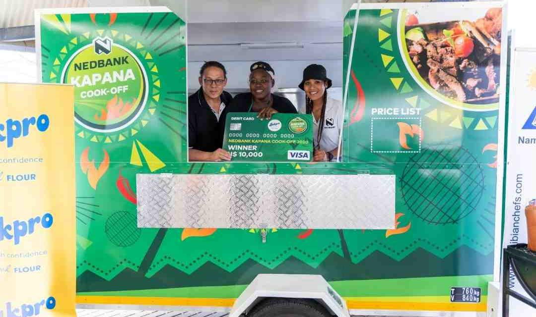 Seventh edition of the Nedbank Kapana Cook-Off launch set for Friday – Competition continues to positively impact small business owners