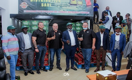 Breweries optimistic about the potential for the NBL portfolio in the DRC