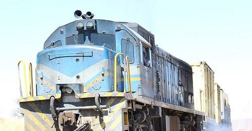 Damaged railway line near Brakwater restored