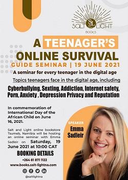 Webinar for teenagers in this digital age