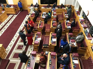National assembly suspended as COVID-19 infiltrates parliament