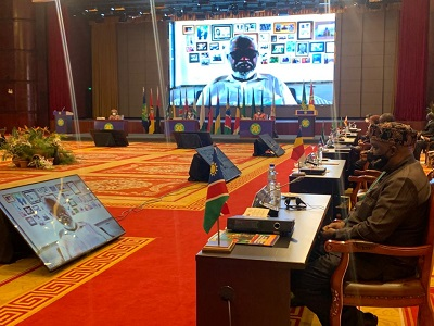 Namibia takes part in Extraordinary SADC Summit in Mozambique