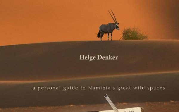 First title in 30 years to detail the majority of Namibia's protected areas released this week