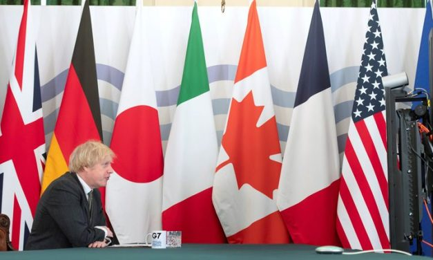 UK should stop blocking G7 financial reforms needed to support developing countries' COVID-19 response  – Financial Transparency Coalition