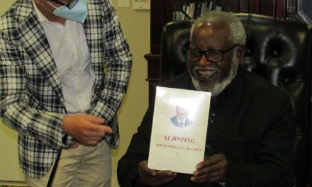 CPC's development concept benefits people of China, world, says Sam Nujoma