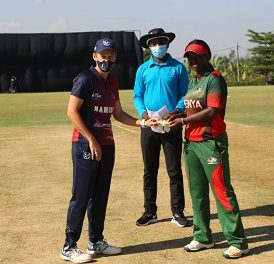 Capricorn Eagles secure semi-final spot at Kwibuka Women's Twenty20 International tournament