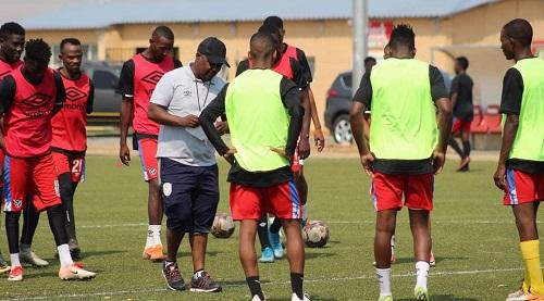 Samaria names provisional squad ahead of Cosafa Cup