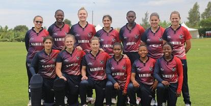 Women's cricket squad dominates Rwanda in Kwibuka Twenty20 Tournament