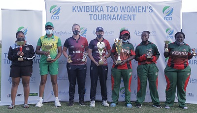 Namibia stunned by Kenya in Kwibuka Women's T20 final