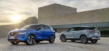 All new Nissan Qashqai: Elevating the drive