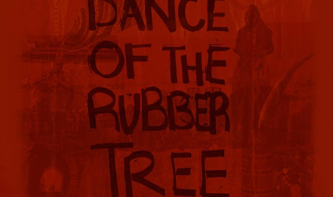 Creative artists inspired by the process of healing in making the 'Dance of the Rubber Tree' artwork come to life