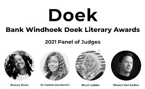 Bank Windhoek announces judges and commissioned artists for the Doek Awards