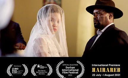Hairareb to première at Durban International Film Festival