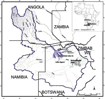Cubango-Okavango River Basin members discuss the oil and gas exploration activities of Canadian based company ReconAfrica