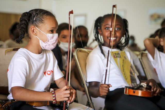 Caregivers to open youth centres to provide music lessons