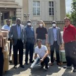 Namibia continues to receive essential medical equipment donations from Europe