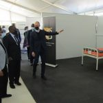 N$4 million 70-bed tented COVID-19 field hospital commissioned