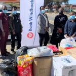Bank Windhoek donates to Katutura State Hospital's Paediatric ward