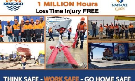 Ports Authority records one million hours of zero Lost Time Injury