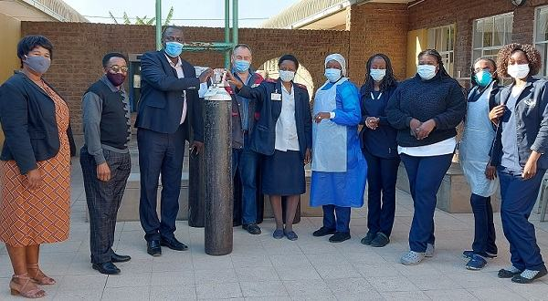 Otavi Clinic runs out of oxygen, appeals to Ohorongo, cylinders replaced