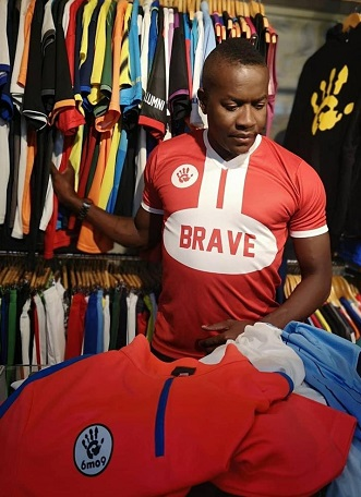 'Alfie's clothing retail business, 6mo9 quenches the thirst of sportswear enthusiasts